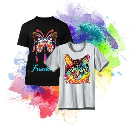 Custom Printed TShirts