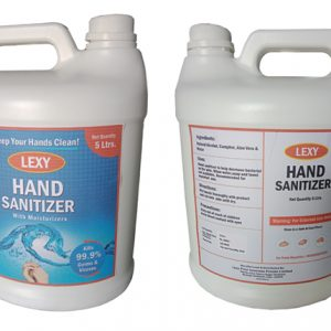 Lexy Natural Hand Sanitizers